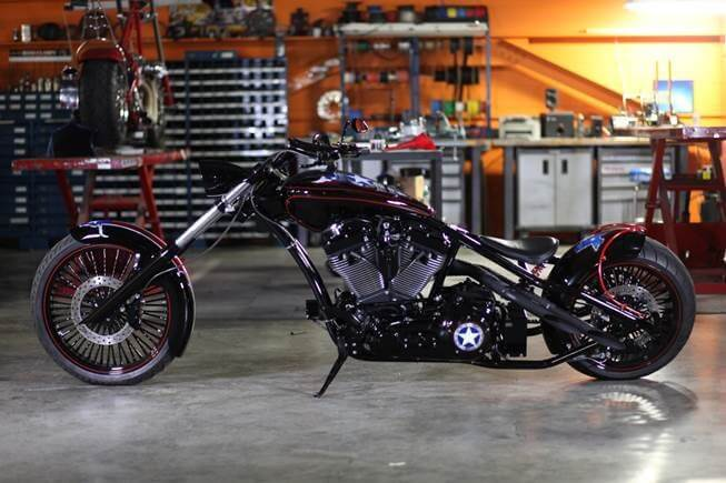 orange county choppers harley davidson