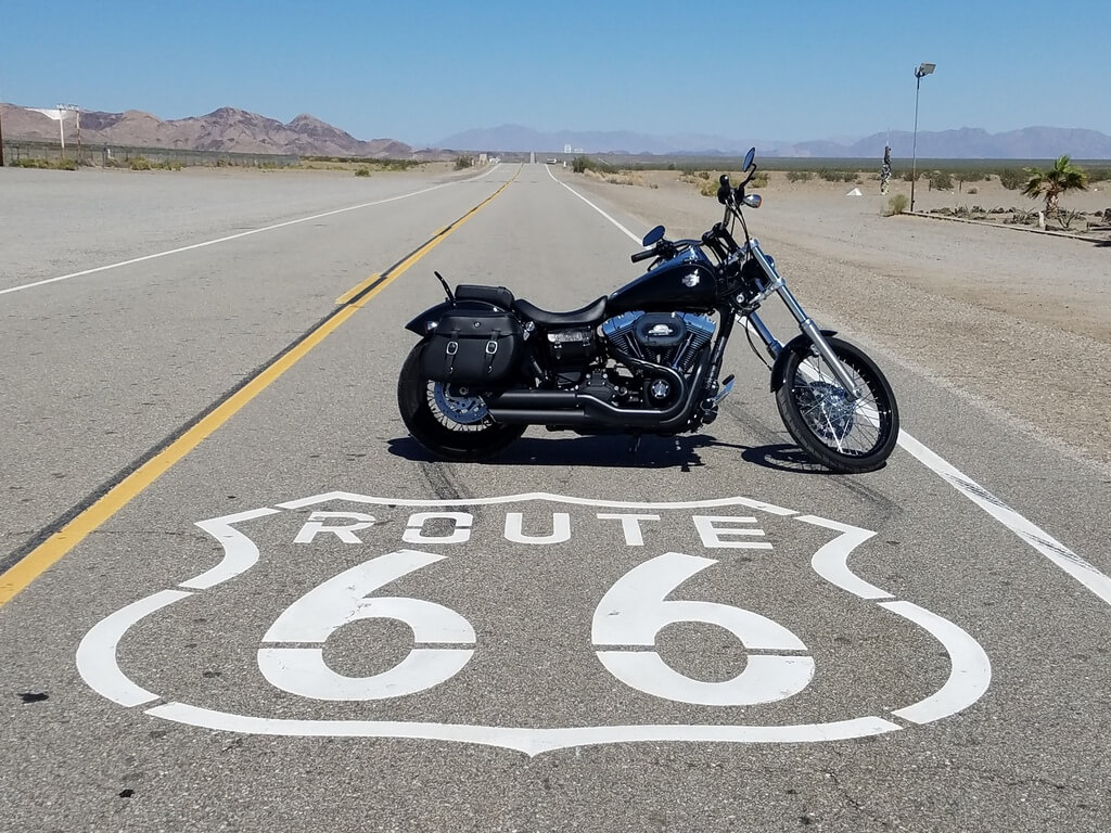 route 66 harley davidson
