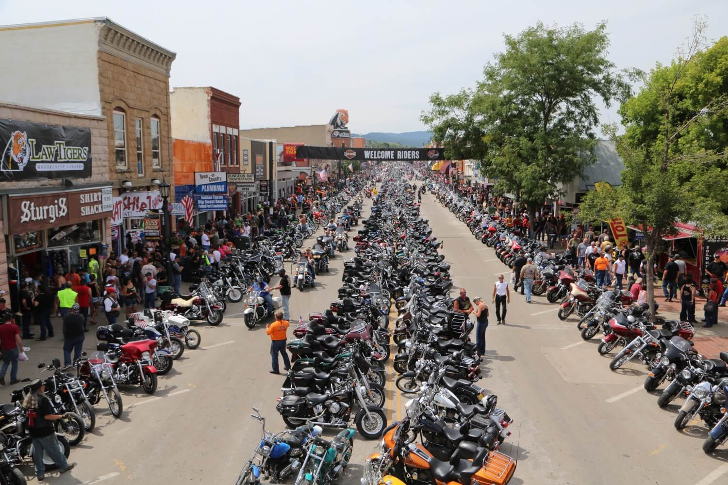 sturgis motorcycle rally harley davidson