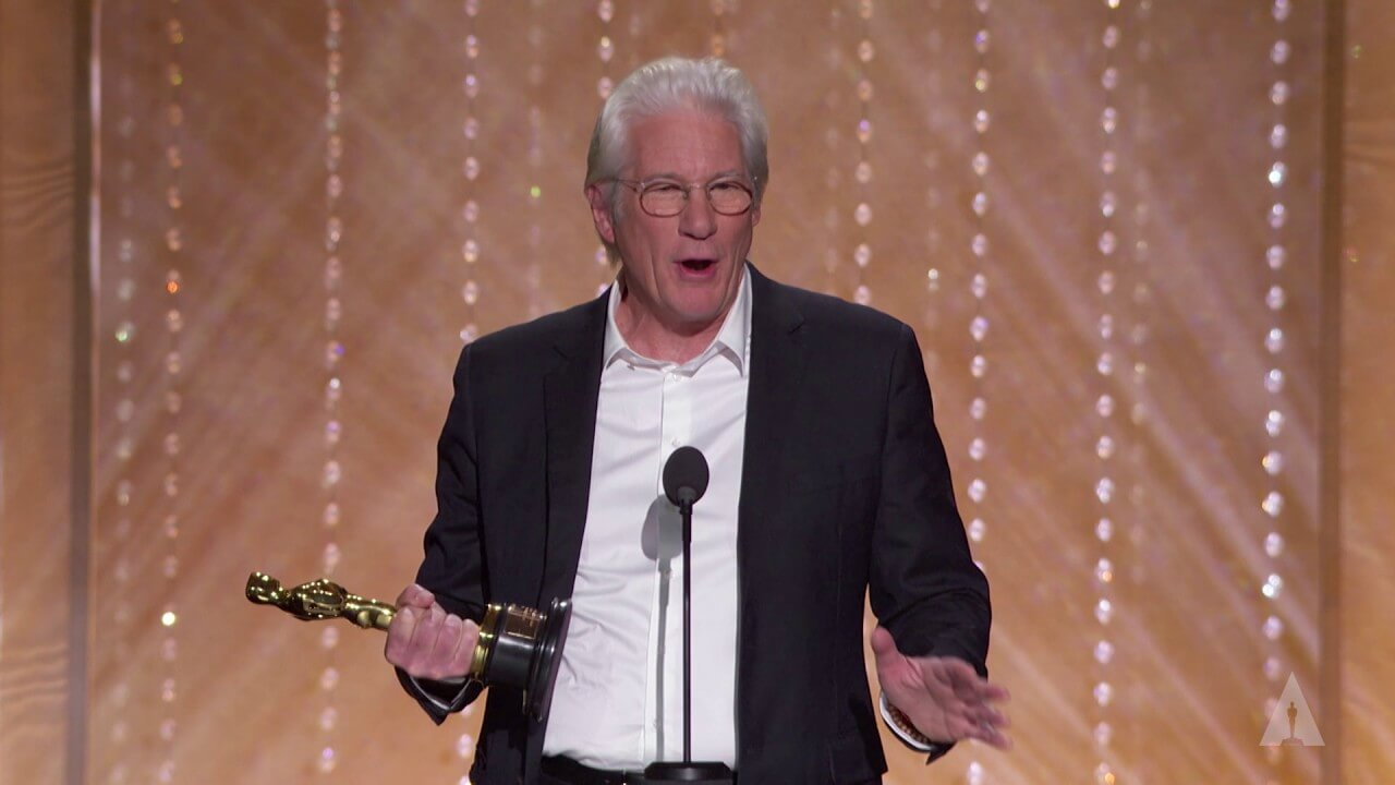 richard gere oscar